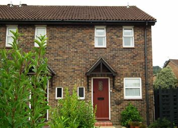 Thumbnail 2 bed end terrace house to rent in Spartina Drive, Lymington