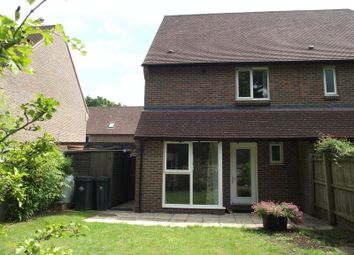 Thumbnail 2 bed semi-detached house to rent in Queens Drive, Moreton, Dorchester