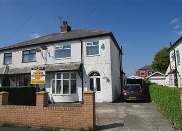 Thumbnail 3 bedroom property for sale in Aldwych Drive, Preston