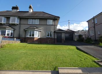 Thumbnail 3 bedroom semi-detached house for sale in Bron Y Graig, Hospital Drive, Dolgellau
