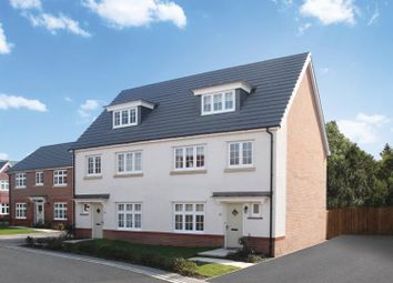 Thumbnail 4 bed semi-detached house for sale in Polwell Lane, Kettering, Northamptonshire