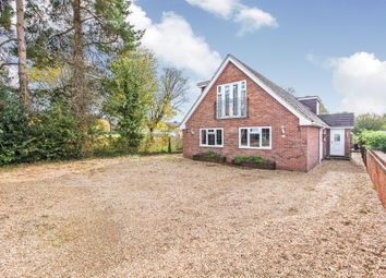 Thumbnail 5 bed detached house for sale in St James Close, Clanfield, Waterlooville