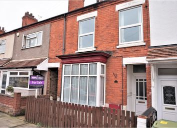 Thumbnail 3 bed terraced house for sale in Kew Road, Cleethorpes