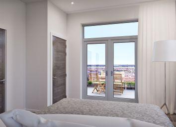 Thumbnail 2 bedroom flat for sale in Broadway, Peterborough