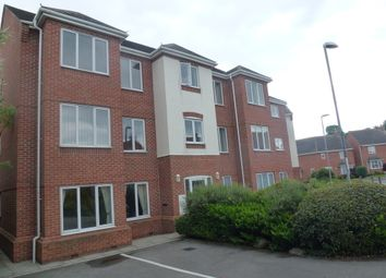 Thumbnail 2 bedroom flat to rent in Glover Road, Castle Donington, Derby