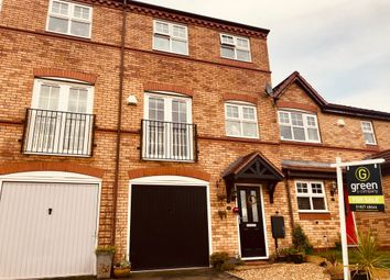 Thumbnail 3 bed terraced house for sale in Tom Williams Way, Two Gates, Tamworth