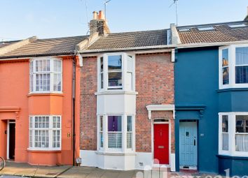Thumbnail 2 bed terraced house for sale in Lincoln Street, Brighton, East Sussex.