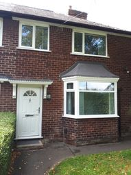 Thumbnail 3 bed semi-detached house to rent in Brownley Road, Wythenshawe