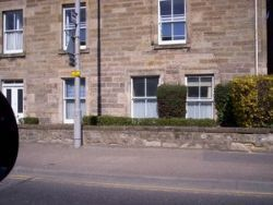 Thumbnail 2 bed flat to rent in Hay Street, Moray, Elgin