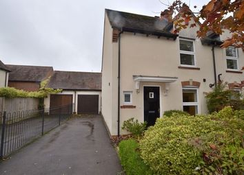 Thumbnail 2 bed semi-detached house for sale in Watery Lane, Church Crookham, Fleet