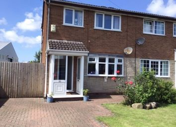Thumbnail Semi-detached house for sale in Elder Close, Warton