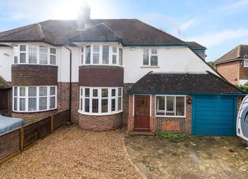4 bed semi-detached house for sale in Shelvers Way, Tadworth KT20