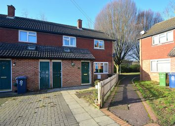Thumbnail 2 bedroom end terrace house for sale in Dorset Close, Wyton-On-The-Hill, Huntingdon, Cambridgeshire