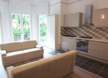 Thumbnail Studio to rent in Belsize Park Gardens, London