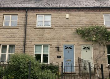 2 bed terraced house for sale in Spring Close, Wirksworth, Matlock DE4