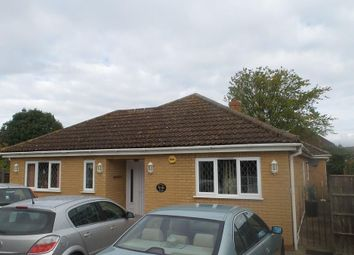 Thumbnail 5 bed detached bungalow for sale in Stonald Road, Whittlesey, Peterborough