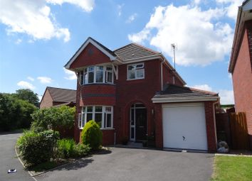 Thumbnail 3 bedroom detached house to rent in Clos Brenin, Brynsadler, Pontyclun