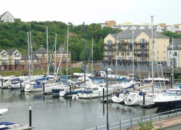 Thumbnail 1 bed flat for sale in Llwyn Passat, Penarth