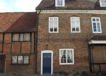 Thumbnail 3 bed terraced house to rent in Church Approach, Lingfield
