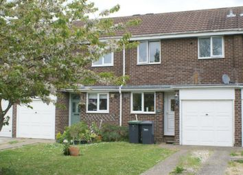 Thumbnail 2 bed terraced house to rent in Hornbeam Road, Denvilles, Havant