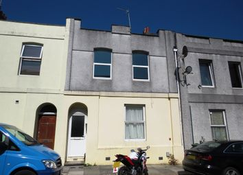 Thumbnail 3 bed flat for sale in Penrose Street, Central, Plymouth