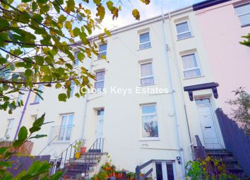 Thumbnail 2 bed maisonette to rent in Hyde Park Road, Mutley, Plymouth