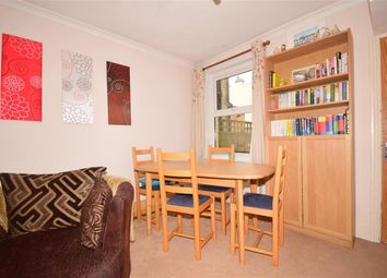 Thumbnail 2 bed terraced house for sale in Shaftesbury Avenue, Cheriton, Folkestone, Kent