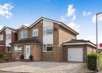 Thumbnail 4 bed detached house for sale in Gowy Close, Alsager, Cheshire