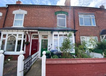 Thumbnail 3 bed terraced house for sale in Wigorn Road, Bearwood, Smethwick