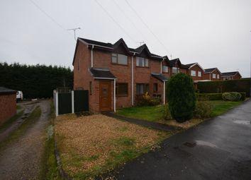 Thumbnail 2 bed property to rent in Derwen Court, Sontley Road, Wrexham