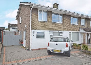Thumbnail 3 bed semi-detached house to rent in Stunning Semi-Detached House, Court Gardens, Newport