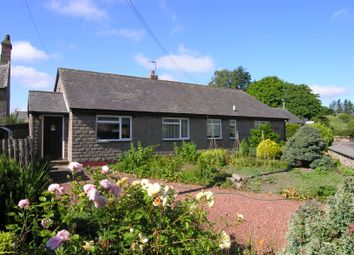 Thumbnail 3 bed detached bungalow for sale in Netherton, Morpeth