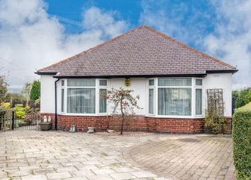 Thumbnail 2 bed detached bungalow for sale in Cobnar Drive, Sheffield