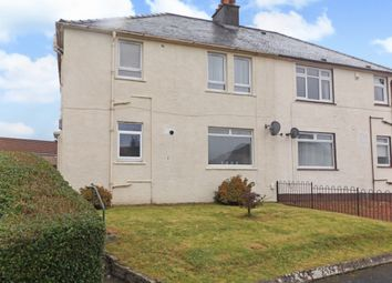 Thumbnail 2 bed flat for sale in Carmel Avenue, Kilmarnock