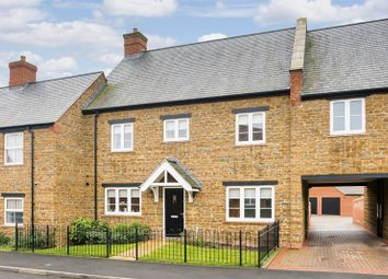 Thumbnail 4 bed terraced house for sale in Halestrap Way, Kings Sutton, Banbury