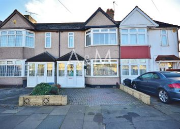 Thumbnail 3 bed terraced house for sale in Trelawney Road, Ilford