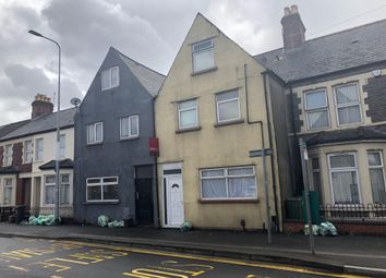 Thumbnail Studio to rent in Ninian Park Road, Cardiff