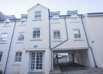 Thumbnail 2 bed flat for sale in Wedgwood Court, Liskeard