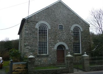 Thumbnail Detached house for sale in Cana, Felindre Farchog, Crymych, Pembrokeshire