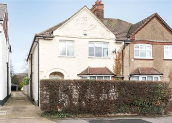 Thumbnail 4 bed semi-detached house for sale in Rickmansworth Road, Northwood, Middlesex
