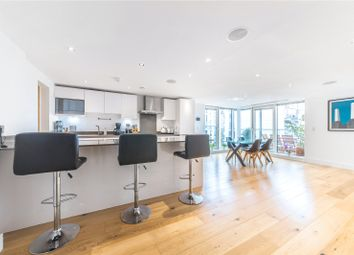 Thumbnail 3 bed flat for sale in Kings Lodge, 7 Victoria Parade, Greenwich