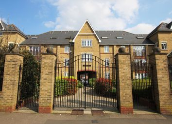 Thumbnail 2 bed flat for sale in Chase Side Crescent, Enfield