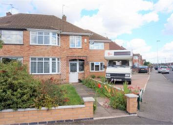 Thumbnail 4 bed semi-detached house for sale in Alfreton Road, Wigston
