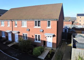 Thumbnail 3 bed end terrace house for sale in Wilks Road, Grantham