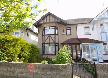 Thumbnail 4 bedroom semi-detached house for sale in Ambleside Drive, Southend On Sea, Essex