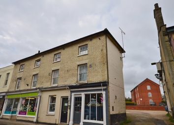 Thumbnail 2 bedroom flat to rent in High Street, Saxmundham