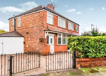 Thumbnail 3 bed semi-detached house for sale in Brecon Drive, Redvales, Bury, Greater Manchester