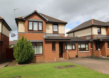 Thumbnail 3 bedroom detached house for sale in Ermelo Gardens, East Kilbride, Glasgow