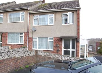 Thumbnail 3 bed property for sale in Crispin Way, Kingswood, Bristol