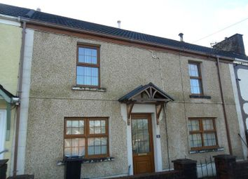Thumbnail 4 bed terraced house to rent in Gwyns Place, Pontardawe, Swansea.